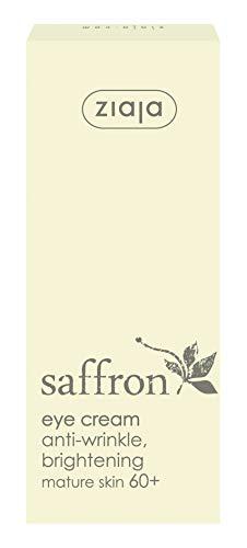 Safran 60+ Antifalten-Augencreme 15 ml