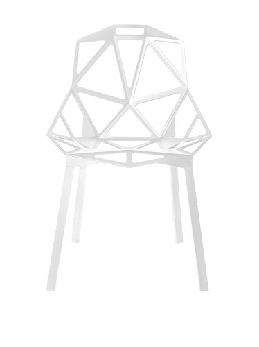 Magis Set Silla 2 Uds. Chair One Blanco