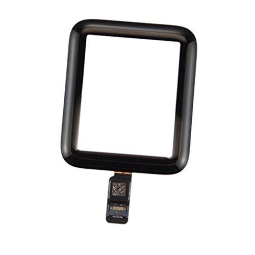 LOVIVER Cristal de Pantalla Táctil SmartWatch para Series 2, Digitalizador de Piezas de Reparación de 38 Mm / 42 Mm, Negro - Multicolor 38mm