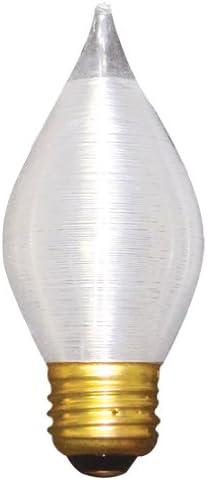 Virginia Beach Mall Ranking TOP5 Bulbrite 431025 25C15S 25-Watt Incandescent Chandel Spunlite C15