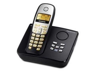 Siemens Gigaset A265 Schnurloses DECT-Telefon mit Anrufbeantworter