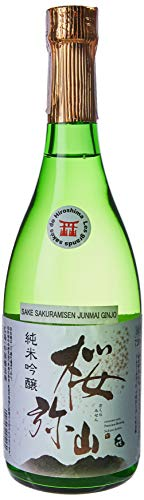 Sake' Chugoku Jozo Sakuramisen Jyunmai Ginjyo 15,4-720 ml