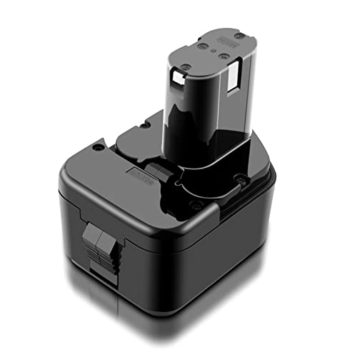 ADVNOVO 12V 3,5Ah Ni-MH EB1214S Batería de Reemplazo para Hitachi EB1214L EB1212S EB1220BL EB1220HL EB1220HS EB1220RS EB1222HL EB1226HL EB1230HL EB1230R EB1230X EB1233X
