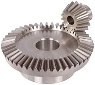 .625 PD 16 Pitch 14.5 Degree Pressure Angle RH 0.313 Bore Boston Gear GLVH1 Worm Gear