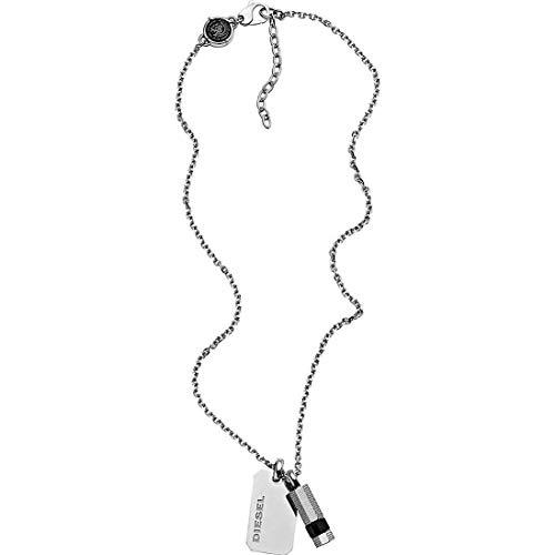Diesel Herren   Halskette mit  Armband DX1156040