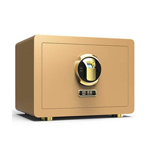 Household Noodspullen / kluis klein tegen mini-kantoor wachtwoord vingerafdruk veiligheidskast alle nachtkastjes van staal aan de muur met een onzichtbare wachtwoord