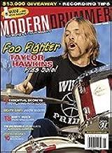 Modern Drummer Magazine Back Issue - May 2006 - Foo Fighter Taylor Hawkins Flies Solo - Magazine