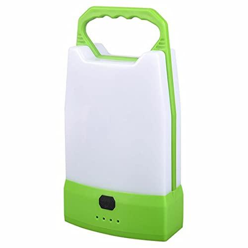 Nihlsen LED multifunción al aire libre impermeable deslumbramiento emergencia iluminación durable camping luz tienda lámparas