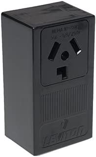 Leviton 5054 Dryer Outlet Receptacle 30A 125 250V 10-30R
