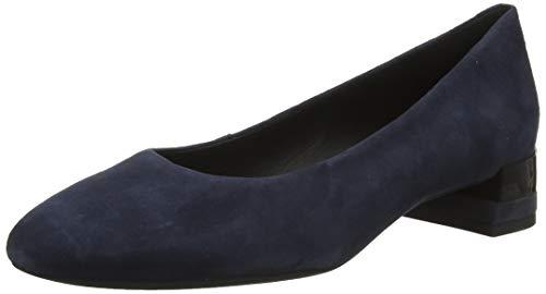 scarpe eleganti donna senza tacco Geox D CHLOO Mid B