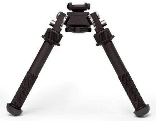 Hunting Explorer V8 Gewehr Zweibeine können um 360 Grad gekippt Werden, M-LOK Zweibein 6,5-9 Zoll Picatinny Schiene Klappstativ verstellbare Schienenklemme