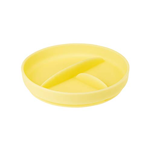 Olababy 100% Silicone Divided Suction Plate for...