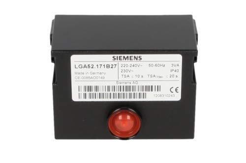 Siemens Steuergerät Gasfeuerungsautomat LGA 52.171B27 für Viessmann 7815271