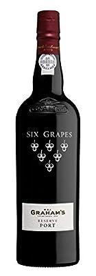 Graham's Six Grapes Port Wine, 75 cl