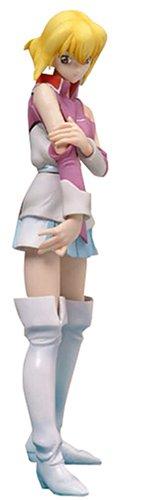 Megahouse Gundam Seed Destiny RAH DX Stellar Loussier PVC Statue 1/8 Scale