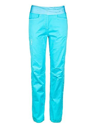 Chillaz W Sarah Pant Blau, Damen Hose, Größe 38 - Farbe Light Blue