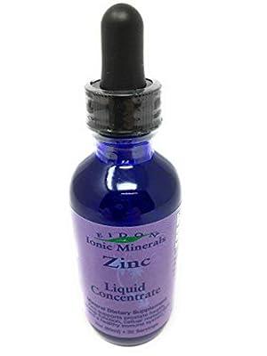 Eidon, Ionic Zinc, 2 Ounce