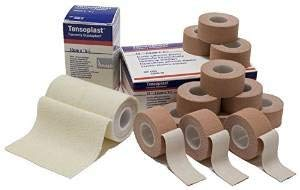 BSN Tensoplast Sport Cast Edge Tape, 6cm x 2.5m by BSN Medical