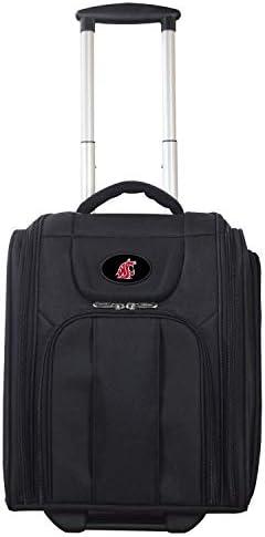 NCAA Washington State Cougars Deluxe Wheeled Laptop Overnighter product image