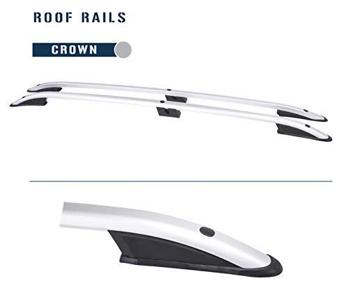 Peugeut Partner Tepee SWB Roof Rail Roof Rack Modelo Corto