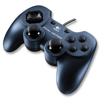 Logitech Dual Action Game Pad USB
