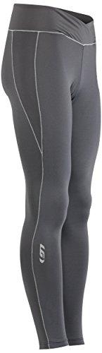 Louis Garneau Women's 3002 Pants, Iron Gray, Large