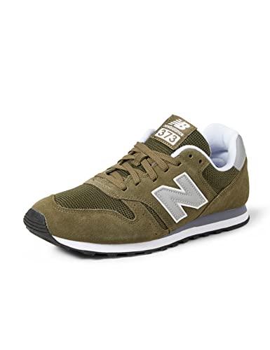 New Balance 373 Core, Zapatillas Hombre, Olive, 42 EU