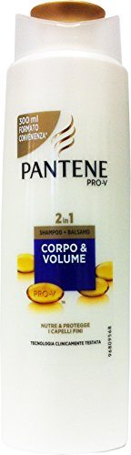 PANTENE Shampoo 2in1 Corpo&Volume 300 Ml