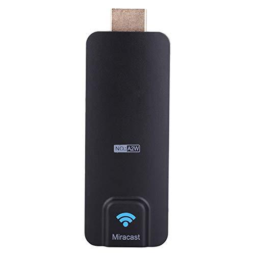 Dongle Miracast HDMI de Video portátil con Cable de alimentación USB