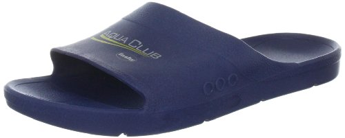 Fashy Unisex-Erwachsene Aqua Club Dusch- & Badeschuhe, Blau (Marine 54), 36/37 EU