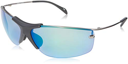 Callaway Sungear Goshawk Golf Sunglasses, Titanium