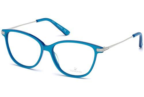 Swarovski Monturas Gwyneth SK5181 C54 084 (shiny light blue /)