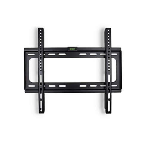 HYAN TV Peanas Soporte de TV Ajustable en Altura para Bastidor de TV (26-55 Pulgadas) Soporte de Monitor LCD Soporte de Pared Soporte TV (Color : Black, tamaño : 9 * 18 Inches)