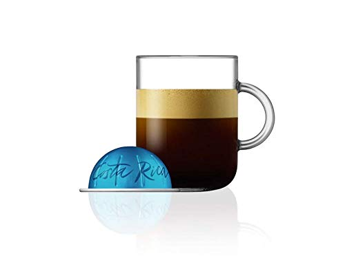 Nespresso Vertuo Costa Rica 150ml - Stärke 7/11 - 50 Kapseln / 5 Stangen