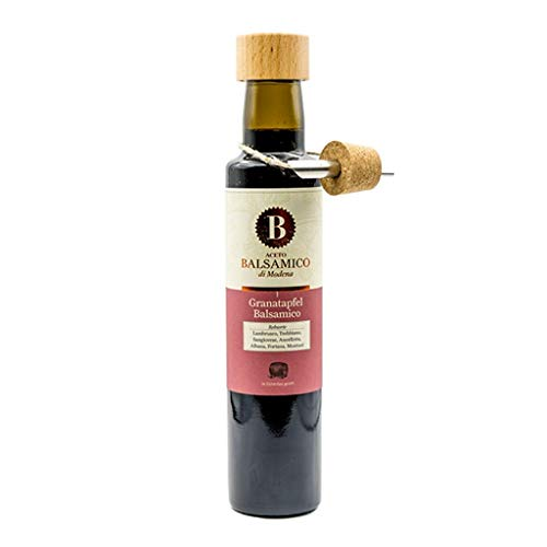 Greenomic Balsamico di Modena Granatapfel 250 ml mit Ausgießer