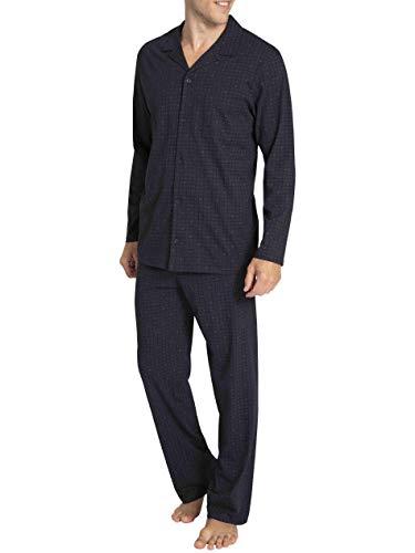 Seidensticker X-Mas Pyjama, durchgeknöpft Herren
