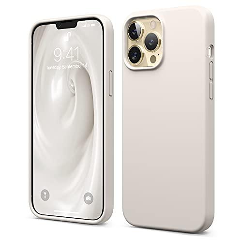 elago Liquid Silicone Hülle Kompatibel mit iPhone 13 Pro Max Hülle (6,7