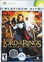 ***LORD OF THE RINGS: THE RETURN OF THE KING XBOX W/CASE***