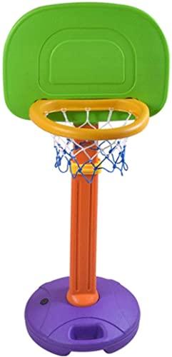 RRB Tavole da basket portatili Sistema di rete a canestro regolabile sicuro da 120 cm a 160 cm Base per basket per bambini Indoor Outdoor Giochi sportivi Arcade Giochi da tavolo
