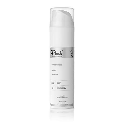 Plush luxuryBIOcosmetics - Shampoo - reinigt, ontgift - haartypes: normaal (200 ml)
