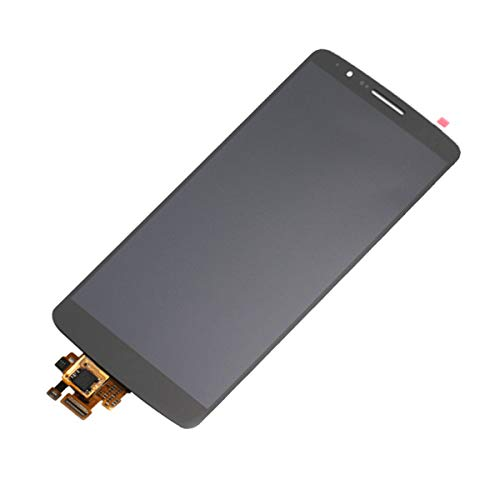 Assembly Replacement for LG G3 D850 D851 D855 VS985 LS990 5.5 inch (Black) LCD Screen Display Touch Digitizer Glass Panel Parts Repair