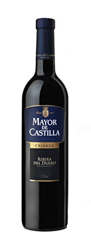 Mayor de Castilla Crianza – Vino Tinto D.O. Ribera del Duero – 1 Botella x 750 ml