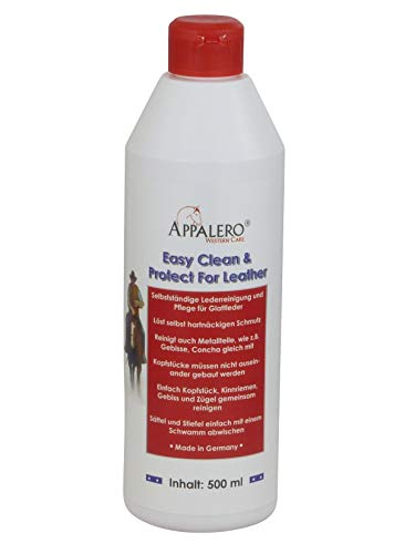 APPALERO Western Care Easy Clean and Protect for Leather, 500 ml