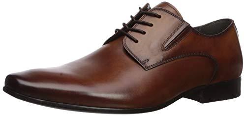 Aldo Men's Dress Lace Up Shoes, Dransfield Uniform, Cognac, 7.5