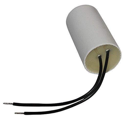 Aerzetix - Kondensator ständigen Arbeitsprogramm für Motor 6µF 450V