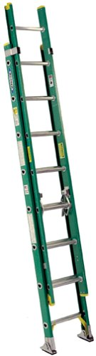 Werner D5924-2 Extension-ladders, 24 Feet