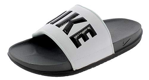 Nike Offcourt, Scarpe da Ginnastica Uomo, Dark Grey/Black-White, 42.5 EU