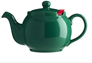 London Teapot Company-Chatsford 4-Cup Teapot with One Red Filter, Green