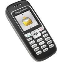 Sony J220i Black 82,5 g Negro - Teléfono móvil (128 x 128 Pixeles, Negro)