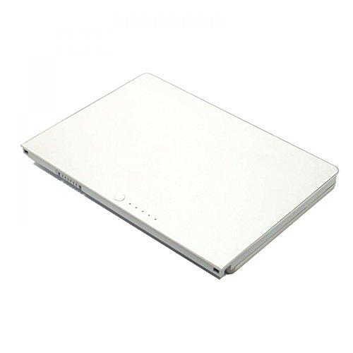 MTXtec Akku für Apple A1189, LiPolymer, 10.8V, 6600mAh, Silber